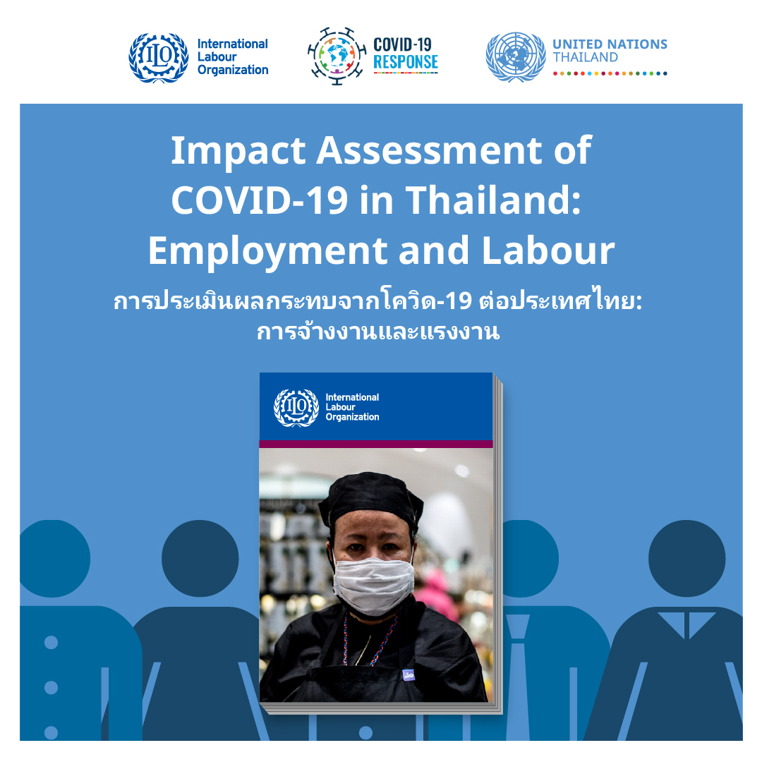 Impact Assessment of COVID-19 in Thailand: Employment and Labour