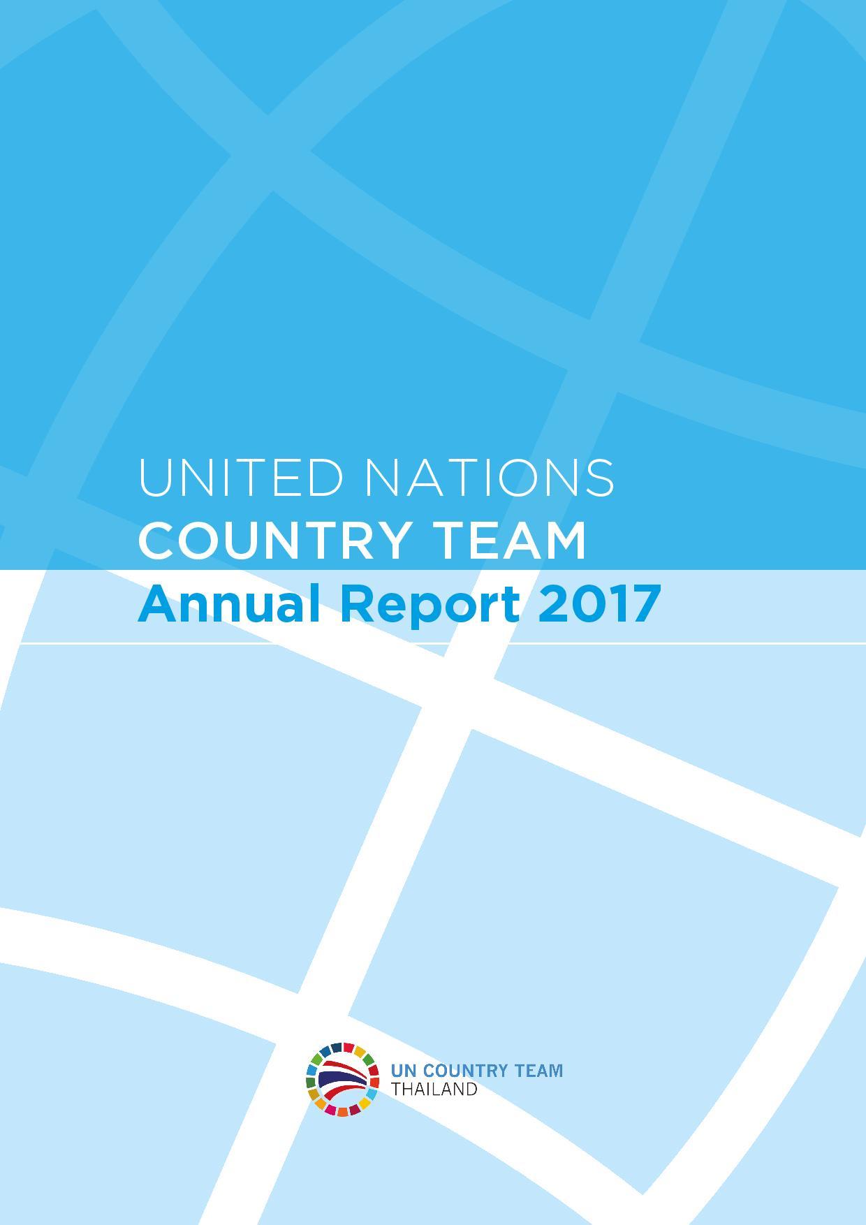 UN Thailand Annual Report 2017