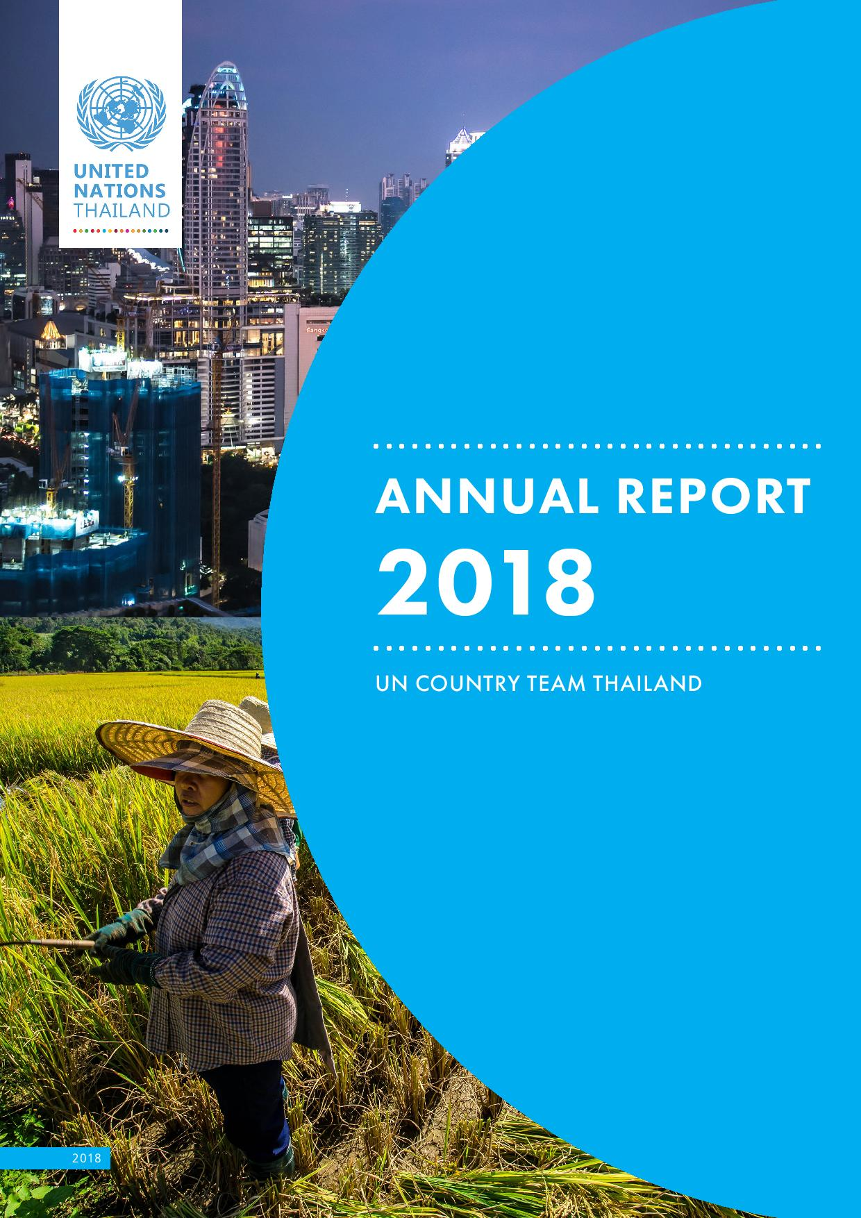 UN Thailand Annual Report 2018