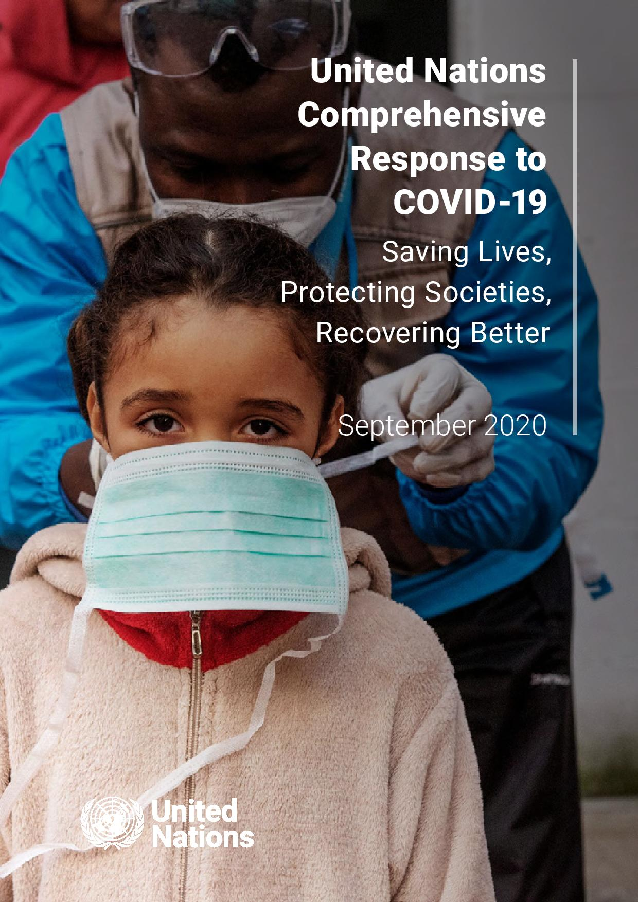 United Nations Comprehensive Response to COVID-19