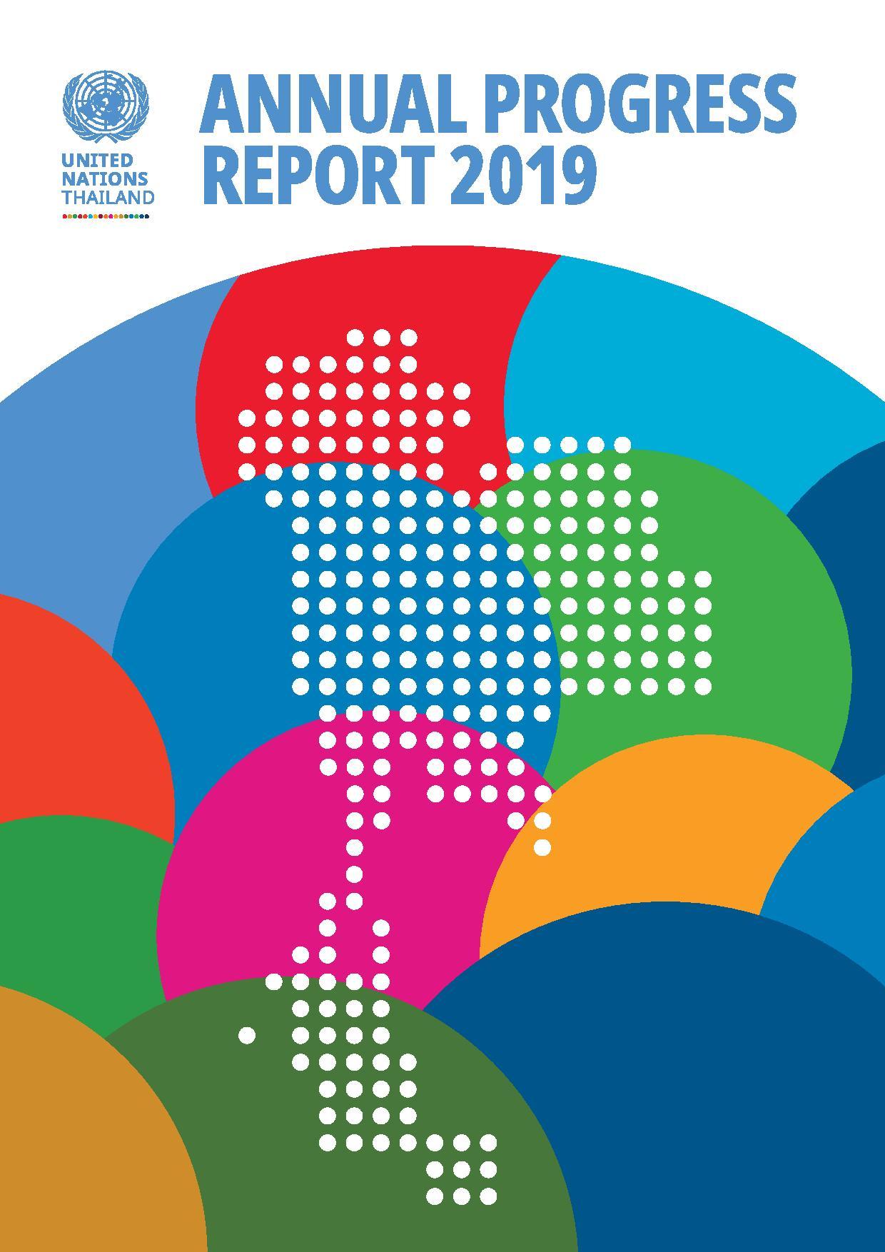 UN Thailand 2019 Annual Progress Report