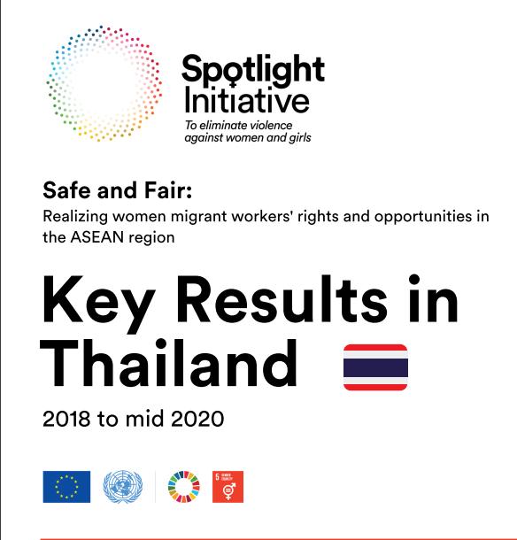 Safe & Fair - Thailand results