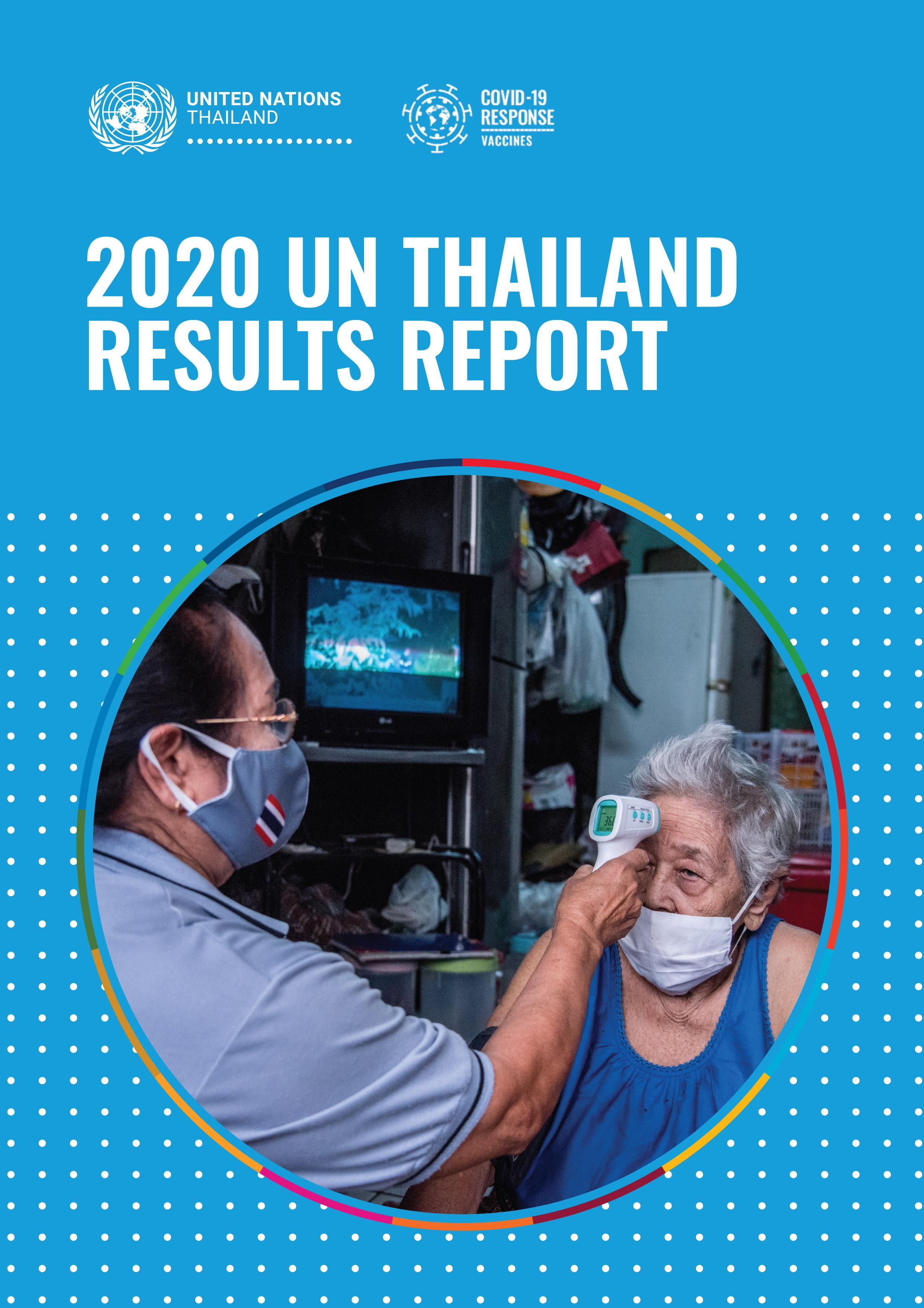 2020 UN Thailand Results Report