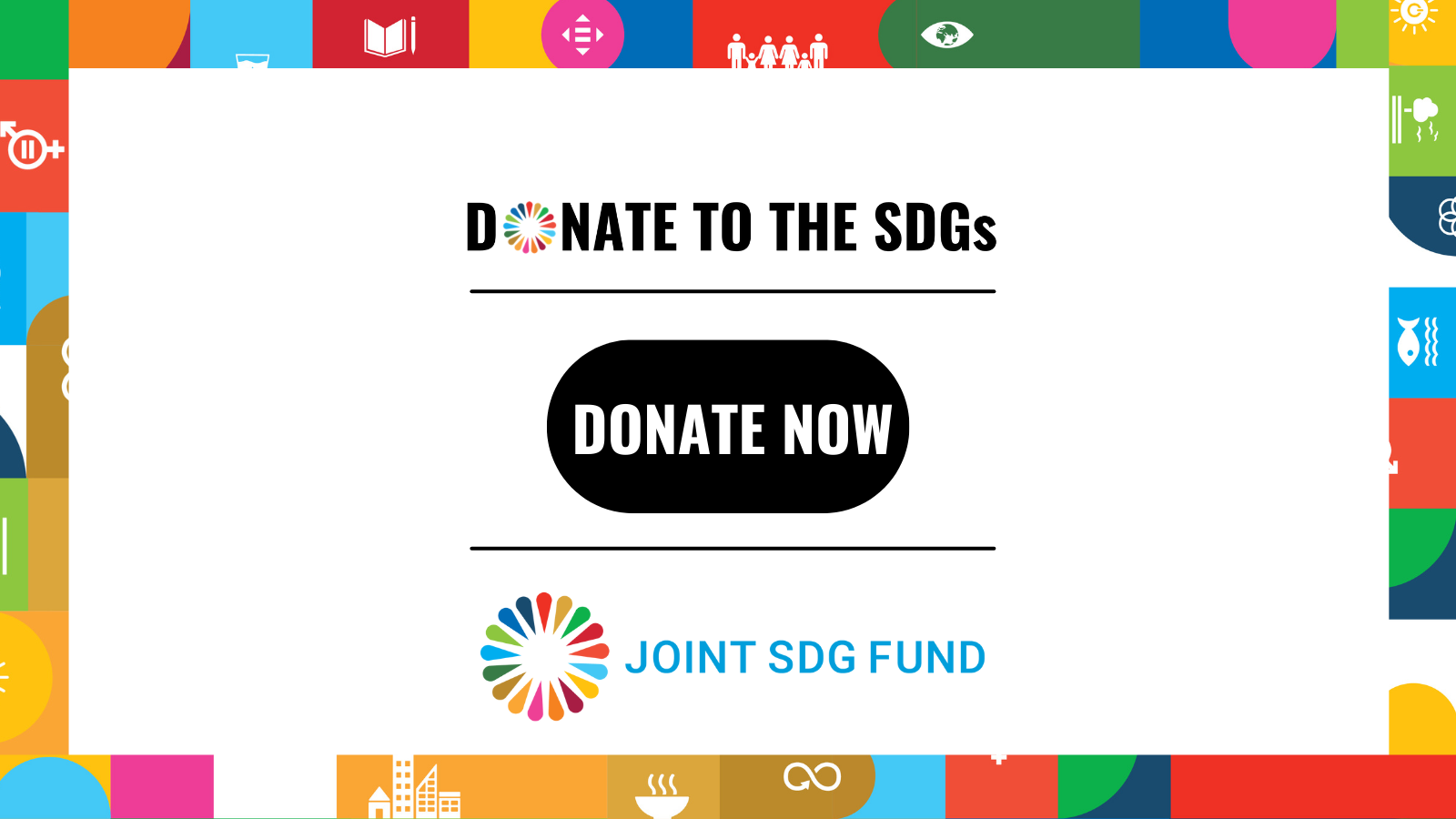 Donate to the Sustainable Development Goals