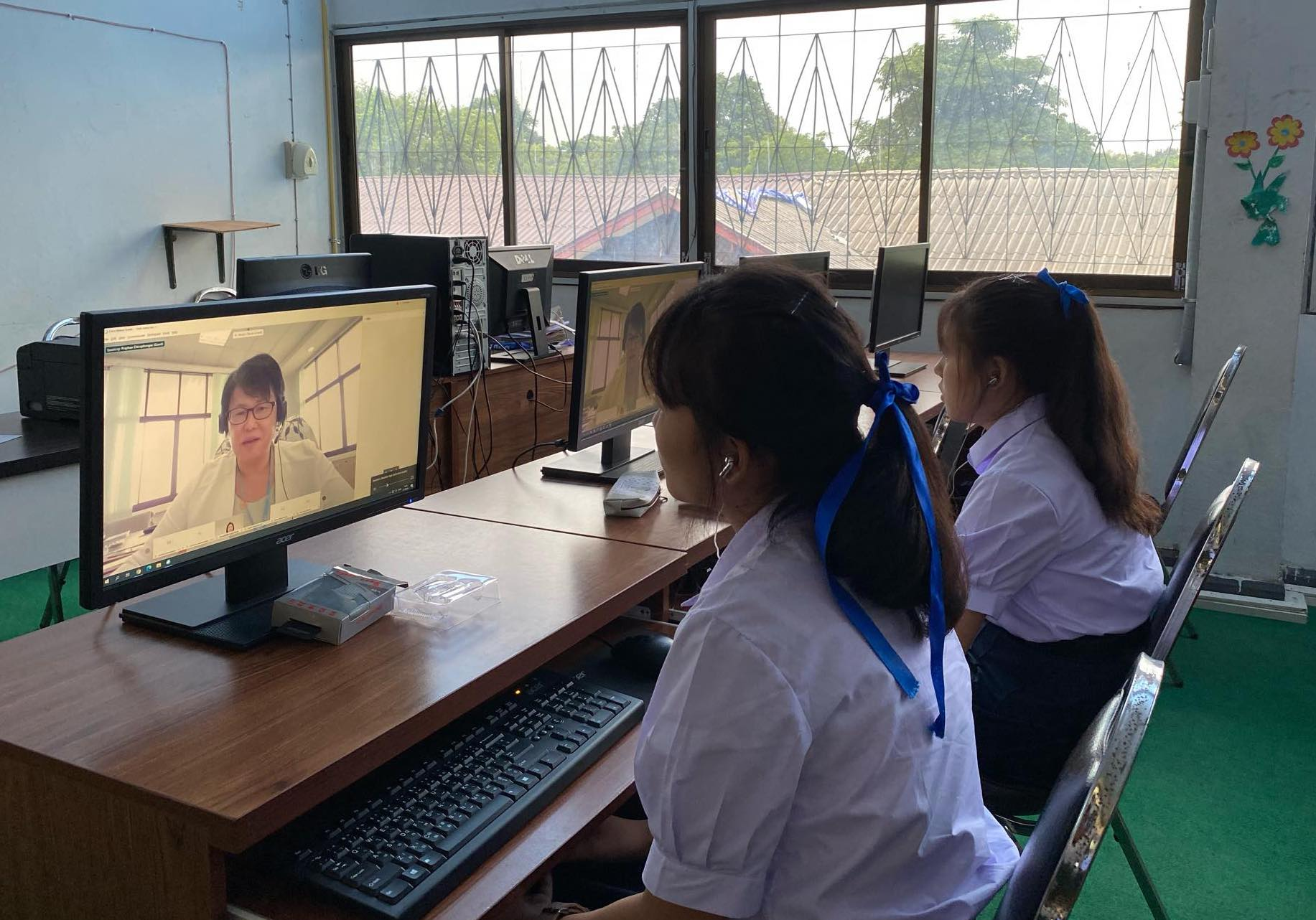 ICT education for girls provides the bandwidth for a more robust digital society
