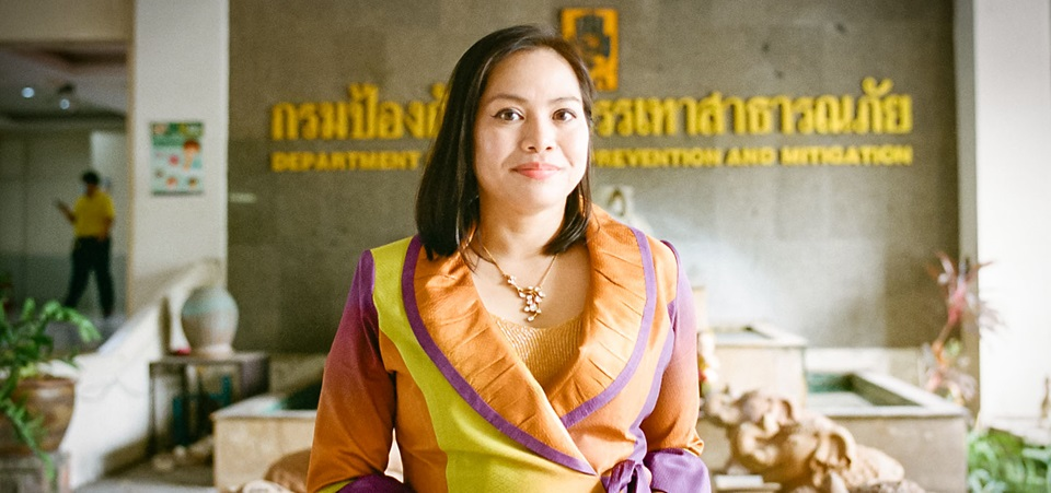 """Take Five: """"Women are a driving force in disaster risk reduction and emergency response"""""""