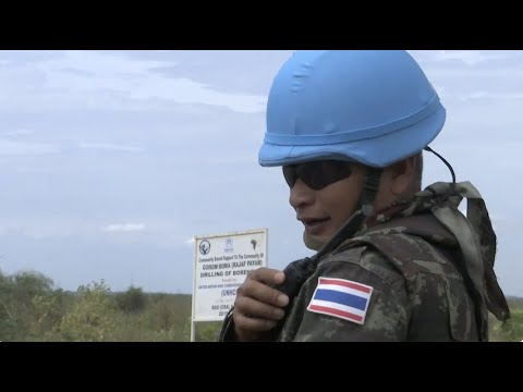 Thailand: UN Peacekeeping Service & Sacrifice