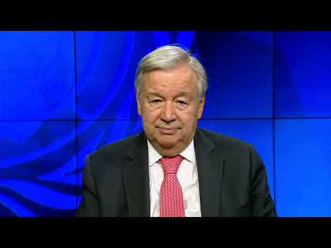 Secretary-General's Message on International Day for Disaster Risk Reduction 2021