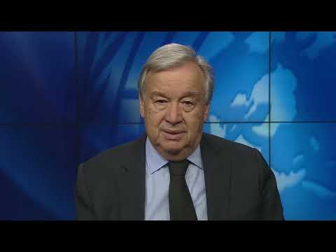 Secretary-General's Message on International Youth Day, 12 August 2021