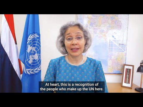 Resident Coordinator's Message to the Asia-Pacific Regional Commemoration of UN Day 2021