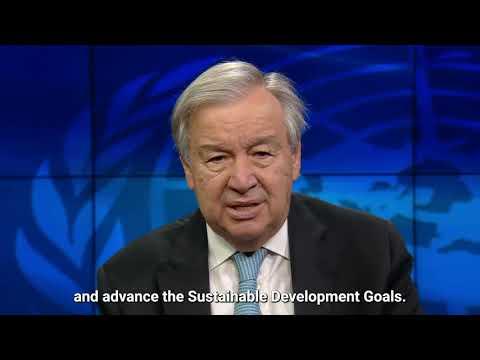 Secretary-General's Message on UN Day 2021