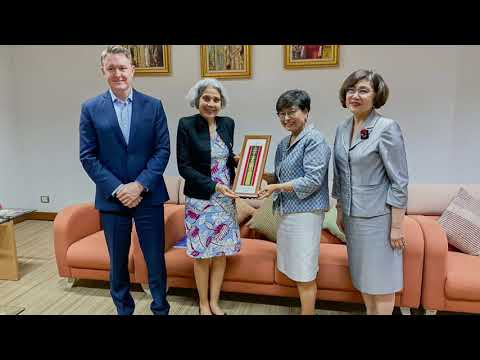 Mission of Resident Coordinator Gita Sabharwal to the North of Thailand, August 2020