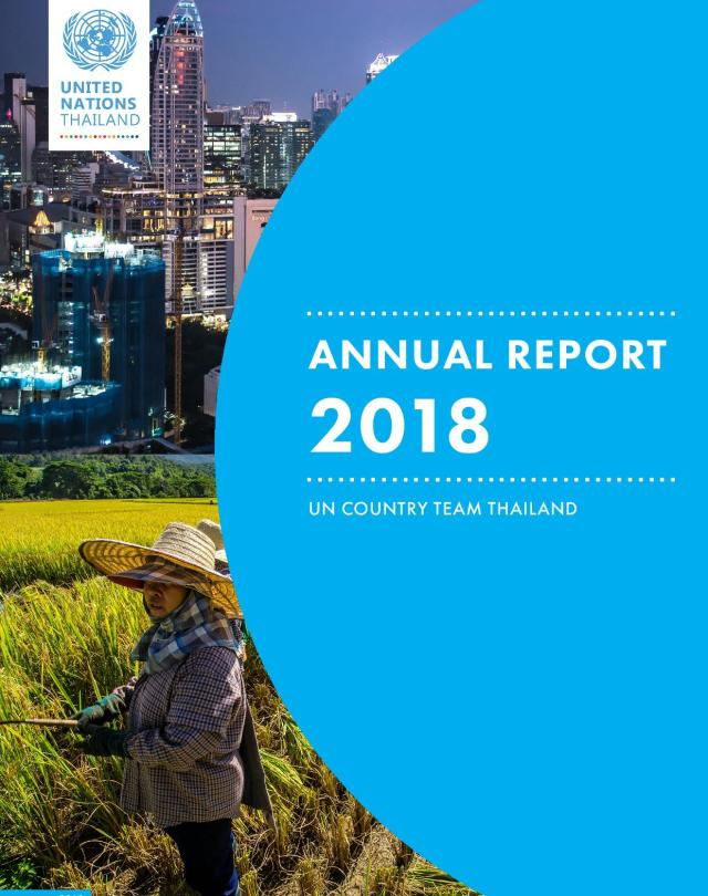 UN Thailand Annual Report 2018