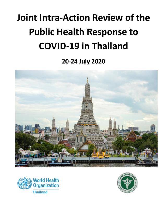 Joint Intra-Action Review of the Public Health Response to COVID-19 in Thailand